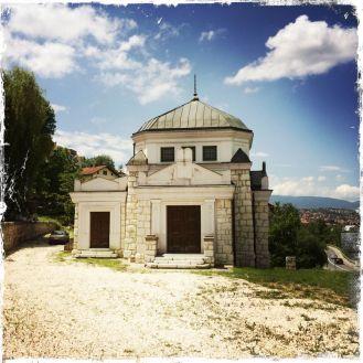 Der jüdische Friedhof in Sarajevo ist … (Foto: balkanblogger)