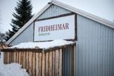 Karibik im winterlichen Island? Ja, das gibt es! Aufgrund der Naturbegebenheiten werden Gewächshäuser gebaut. Wir besuchten Fridheimar, ein Tomaten- und Kräutergewächshaus, das ein kleines Restaurant führt (Foto: Markus Hofmann/white-photo.com)