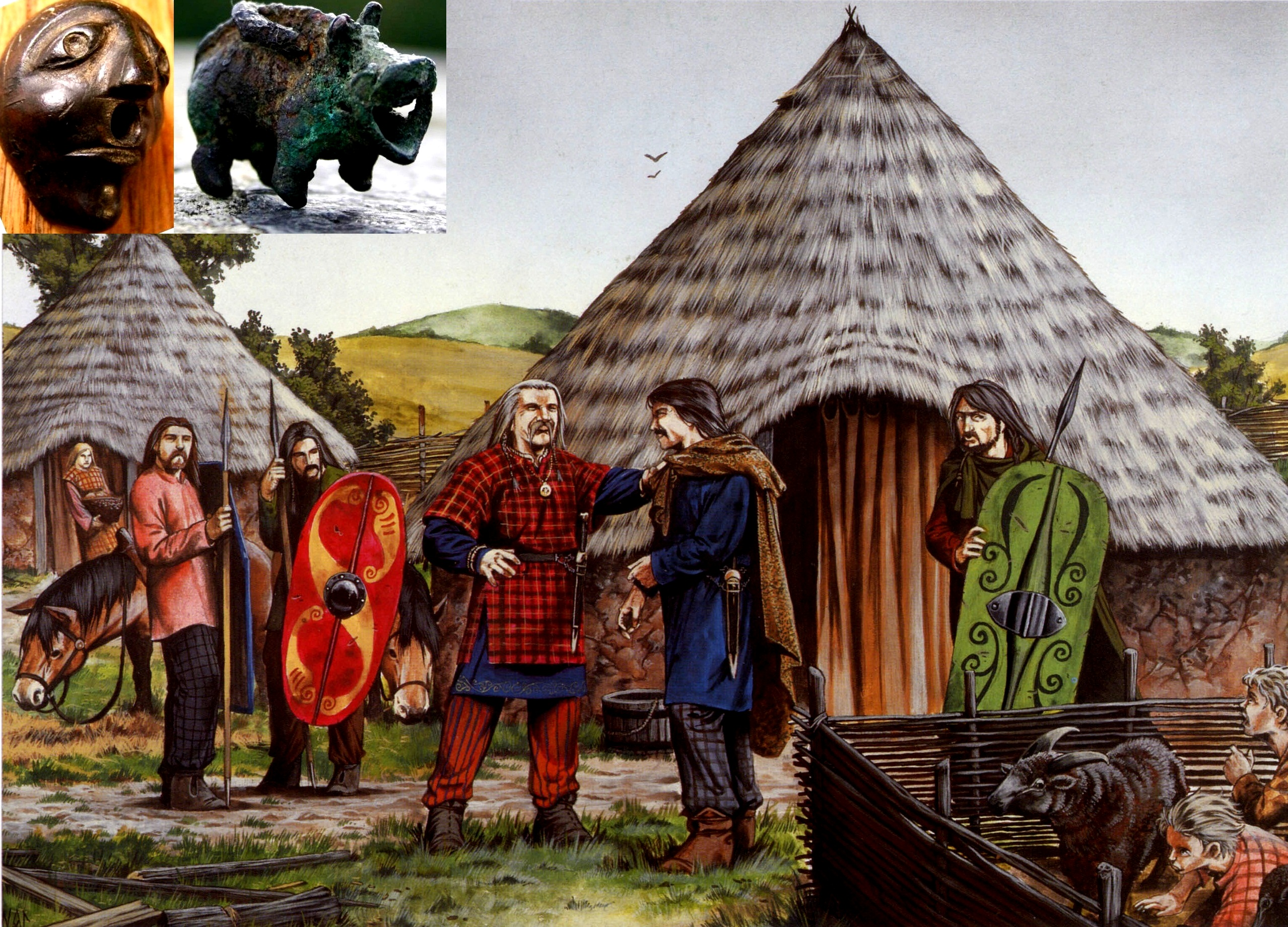 Migration And Ethnogenesis Celto Scythians And Celticization In Ukraine And The North Pontic