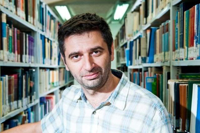 Sarajlija rabin Eliezer Papo je profesor na Ben-Gurion univerzitetu Negeva u Izraelu (Fotografija: AABGU)
