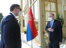 SırbistanCumhurbaşkanı Vucic, Cumhurbaşkanı Erdoğan ile görüşmesini değerlendirdi