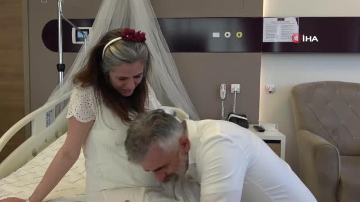 47 yaşındaki kadın 15. tüp bebek uygulaması ile evlat sahibi oldu