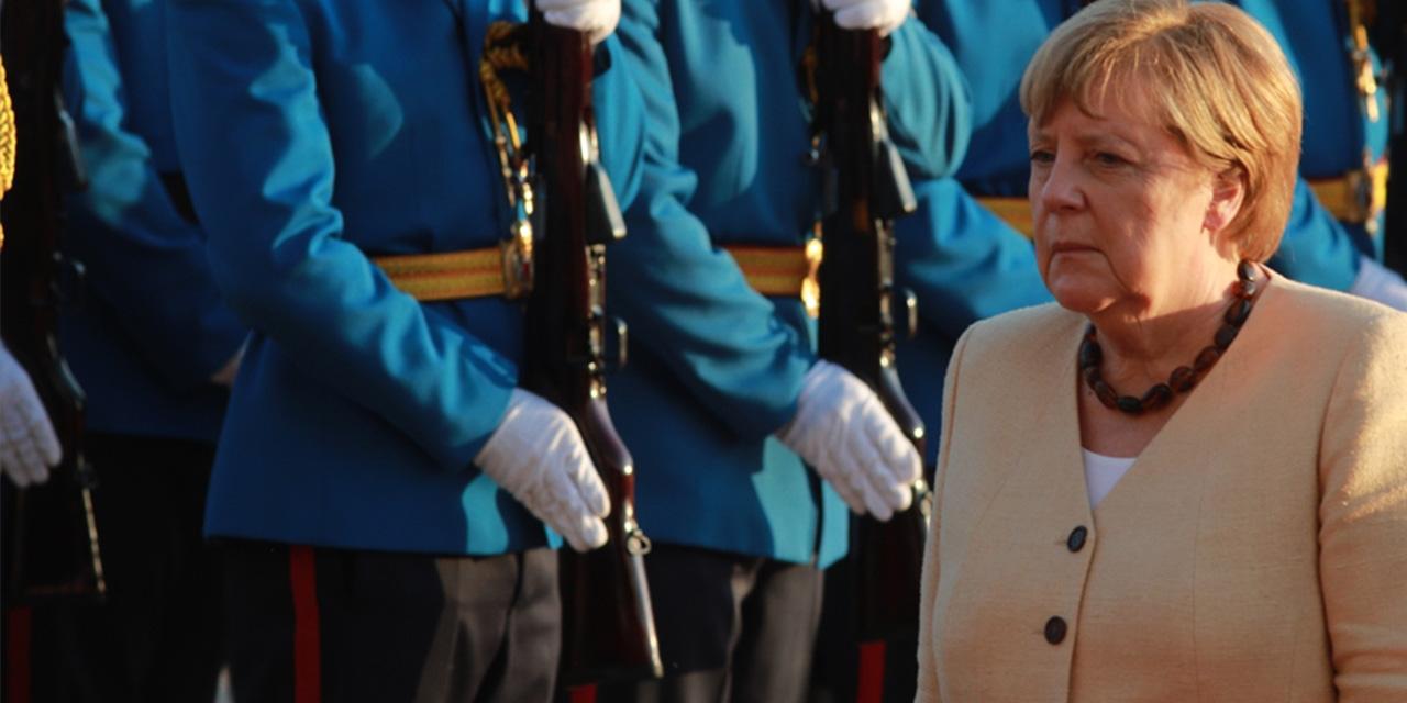 """Merkel: """"Berlin Süreci Batı Balkanlar'da bağlılığı artırıyor"""""""