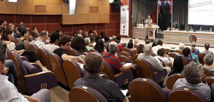 ABTTF, 2021 Temel Haklar Forumu'na katıldı