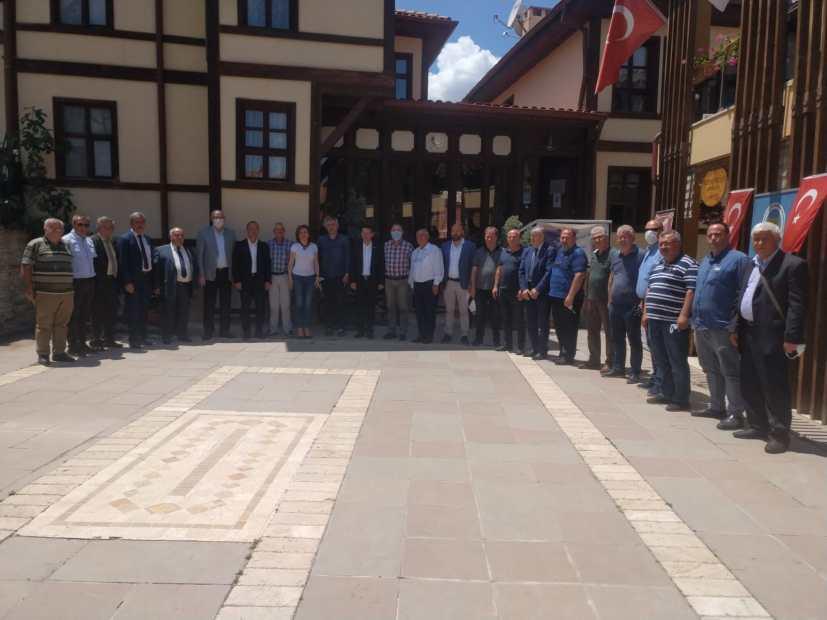 Balkan Konfederasyonu Afyon zirvesi