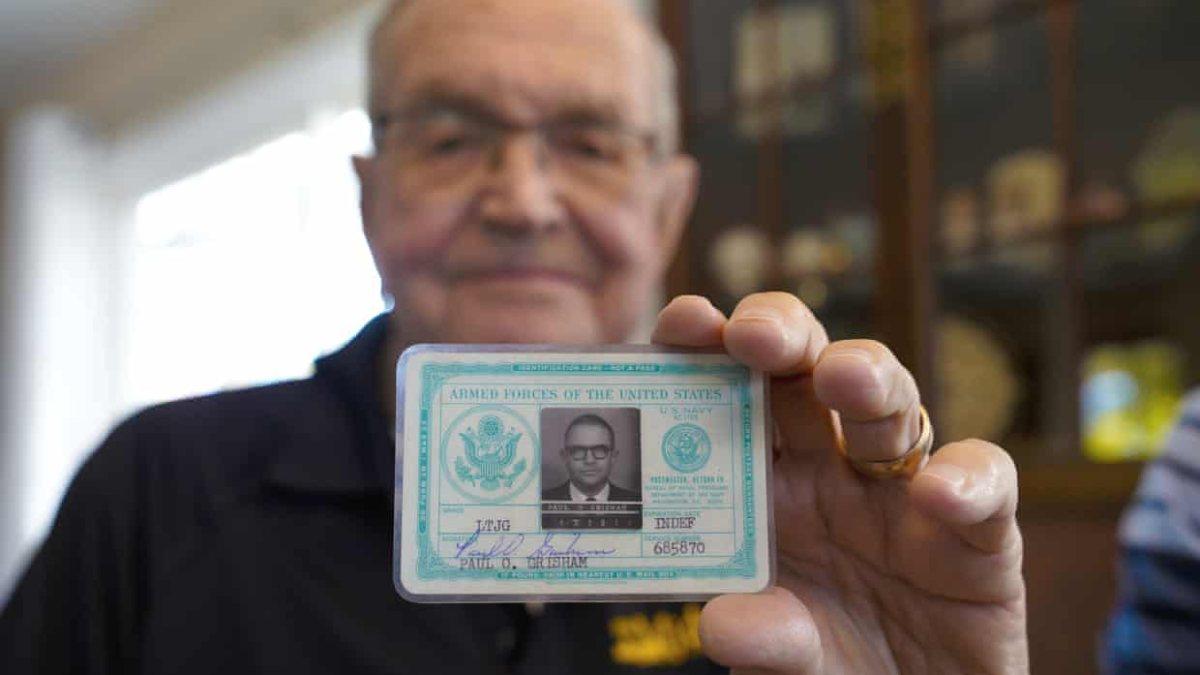 ABD'de yaşayan adamın 53 yıl önce kaybettiği cüzdan bulundu