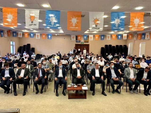 AK Parti Osmangazi İlçe Gençlik Kollarından örnek program