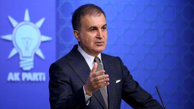 AK Parti Sözcüsü Ömer Çelik'ten Biden'a 'soykırım' tepkisi: Türkiye'nin atacağı adımlar olacaktır
