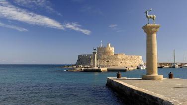 Akdeniz'in kapısını Türklere açan ada! Dönüm noktası oldu