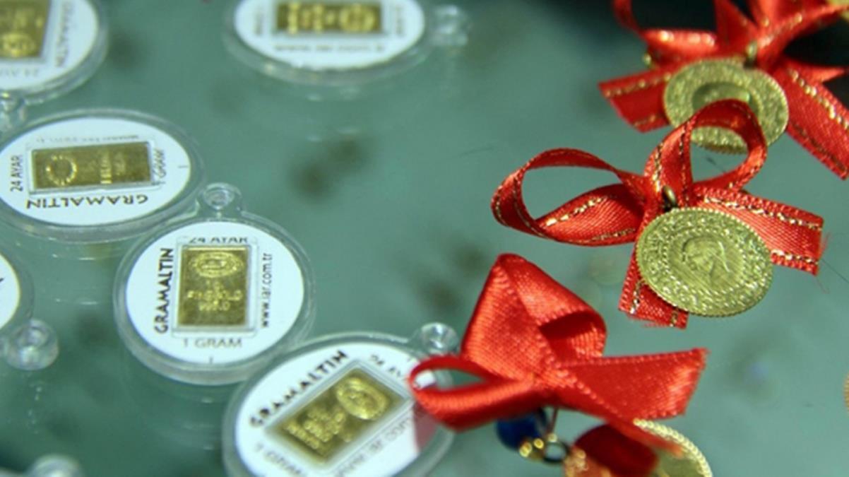 Altının gram fiyatı 523 lira seviyesinden işlem görüyor