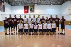 Voleybol Kadınlar Balkan Kupası yarın başlayacak