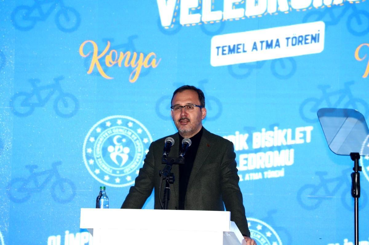 """Bakan Kasapoğlu: """"Başta kadınlar olmak üzere halkın spora erişimini önemsiyoruz"""""""