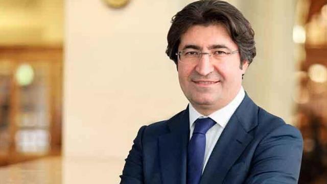 Bankalar Birliği'nin yeni başkanı Alpaslan Çakar oldu