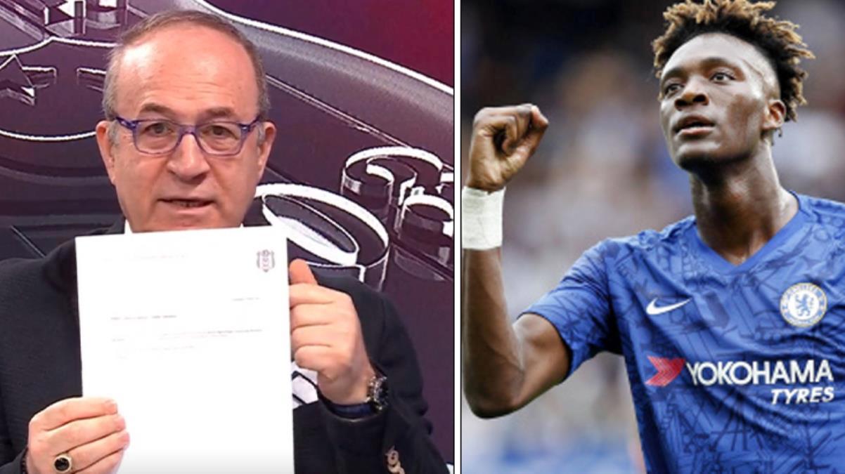 Beşiktaş, golcü oyuncu Tammy Abraham için Chelsea'ye resmi teklif yaptı