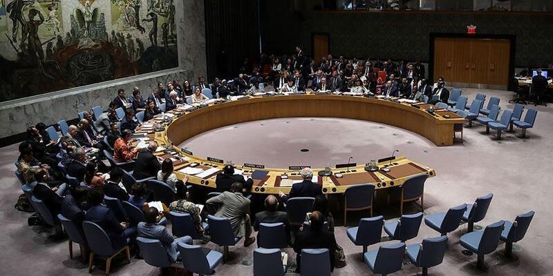 BM Güvenlik Konseyi'nin yeni geçici üyeleri seçildi