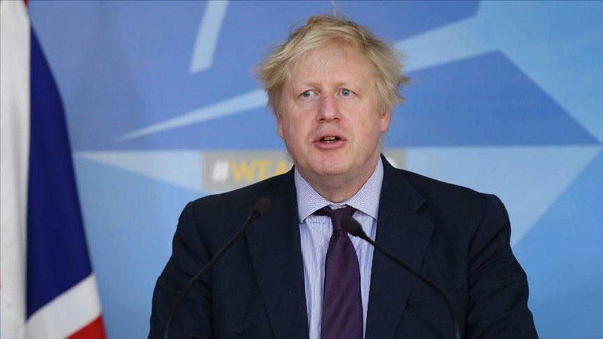 Boris Johnson: Yeni tür virüs daha ölümcül
