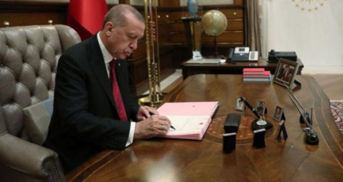 Cumhurbaşkanı Erdoğan genelge yayınladı: 2021, 'Hacı Bektaş Veli Yılı' olarak kutlanacak