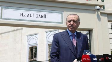 Cumhurbaşkanı Erdoğan'dan yeni anayasa çalışmalarıyla ilgili flaş açıklama