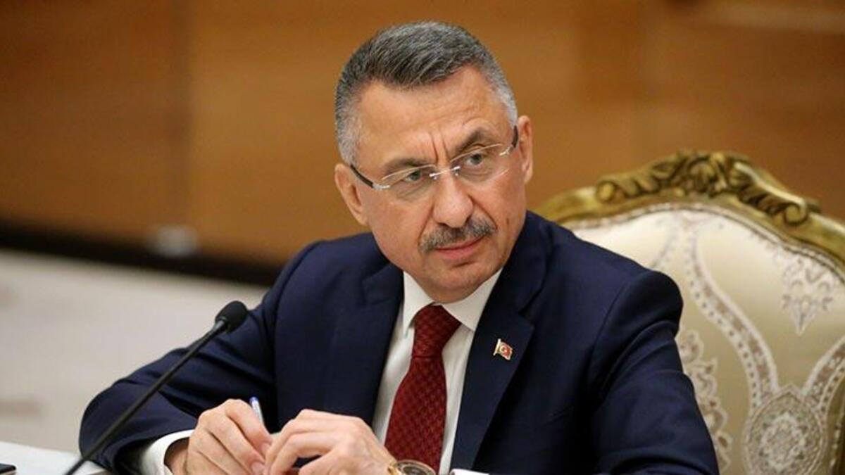 Cumhurbaşkanı Yardımcısı Oktay'dan KKTC'de önemli açıklamalar