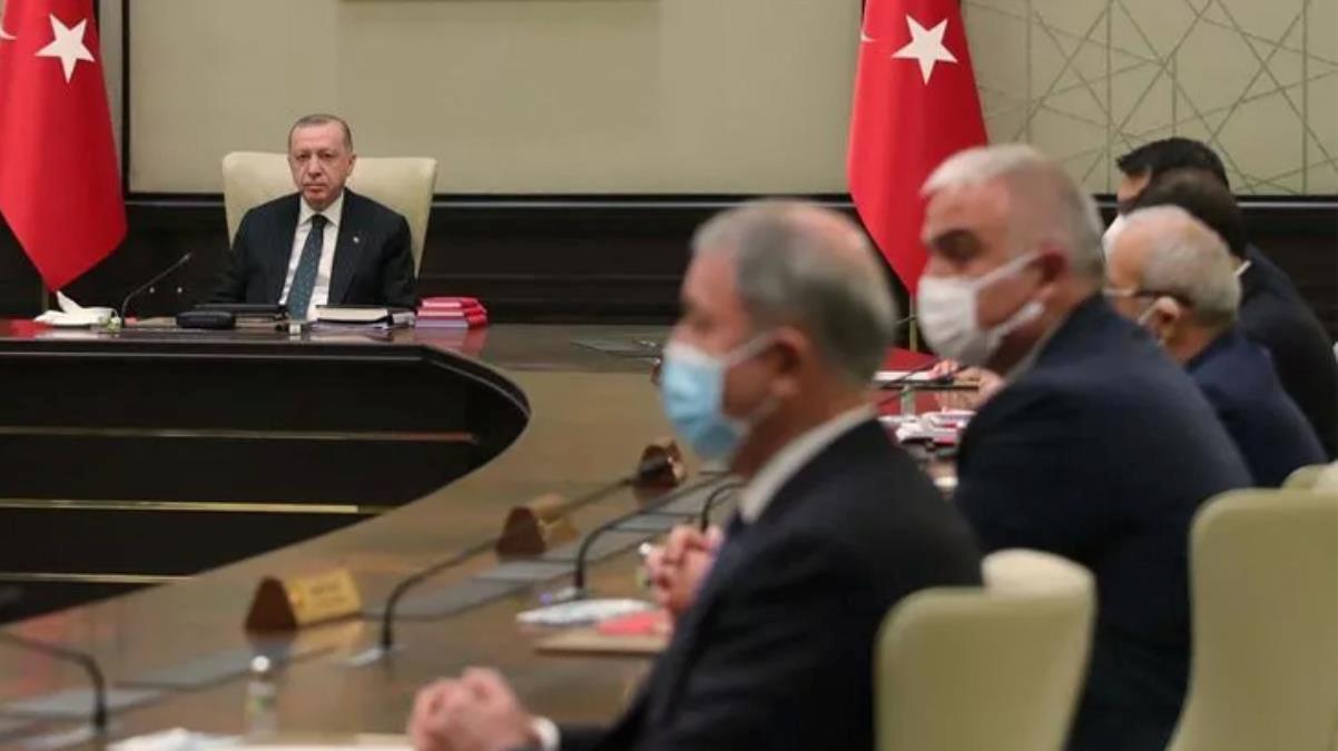 Cumhurbaşkanlığı Kabinesi yarın Beştepe'de toplanıyor! Masada yeni korona tedbirleri dahil 4 kritik konu var
