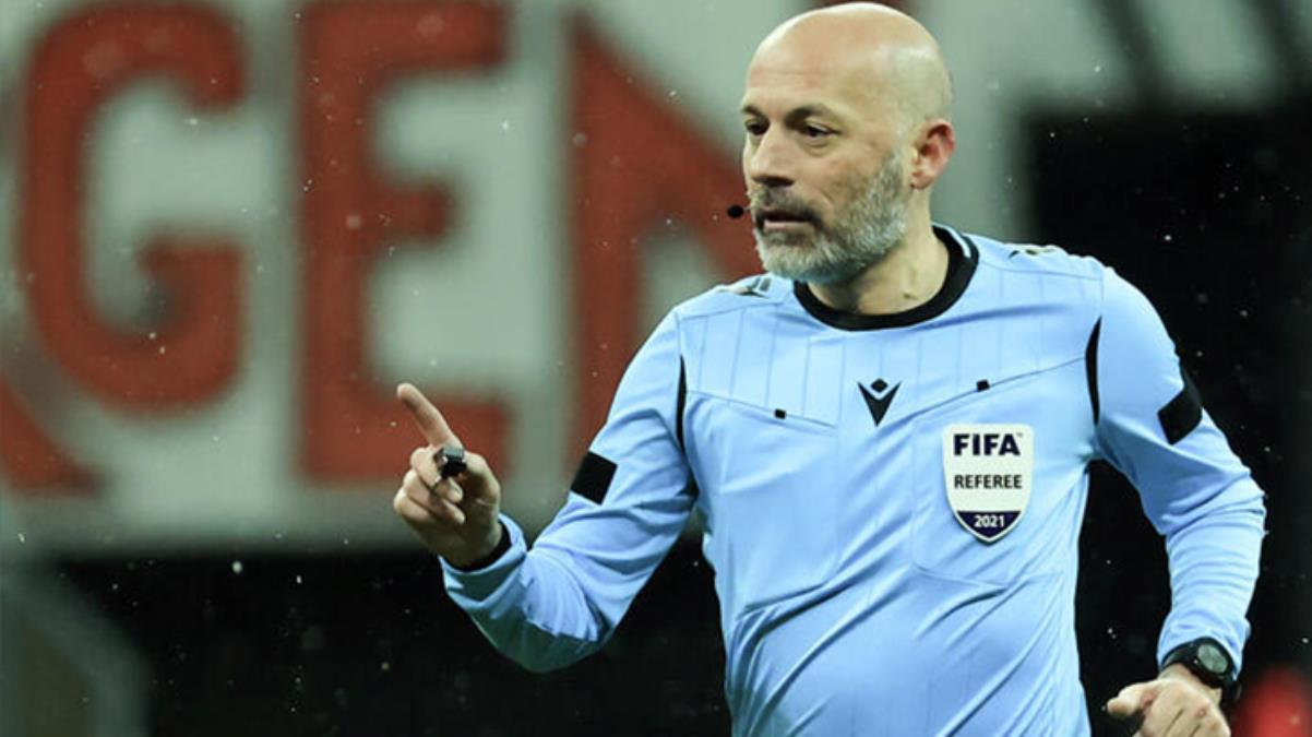 Cüneyt Çakır, Şampiyonlar Ligi'nde Dortmund-Sevilla karşılaşmasında düdük çalacak
