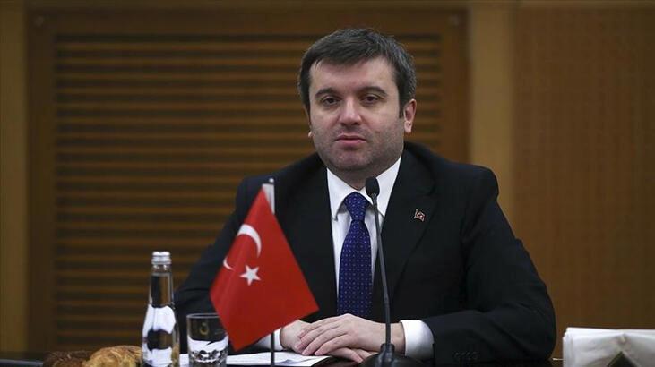Dışişleri Bakan Yardımcısı Kıran, Selanik ve Batı Trakya'ya gidecek