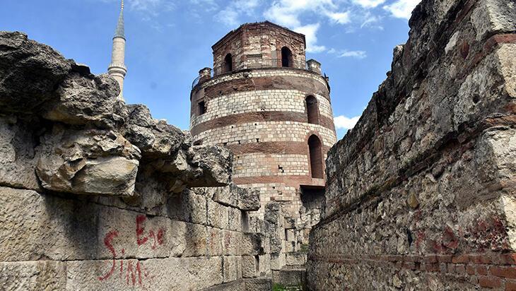 Edirne'nin Makedon Kulesi, müze oluyor