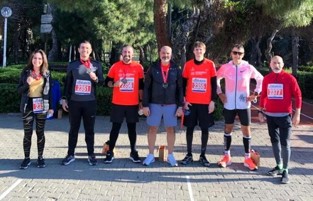 EGİAD sürdürülebilirlik rotasıyla Maratonİzmir'de koştu