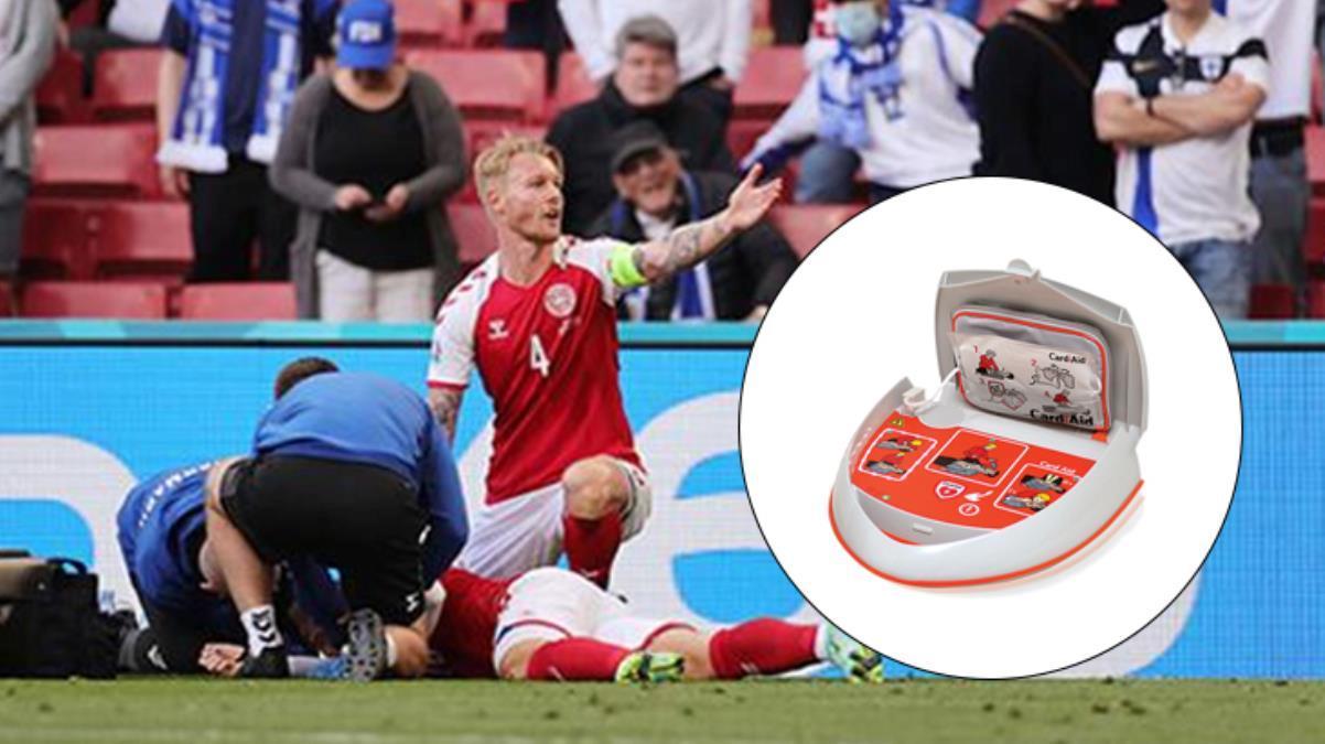 Eriksen'i hayata döndüren OED nedir? İşte can kurtaran o cihazın özellikleri