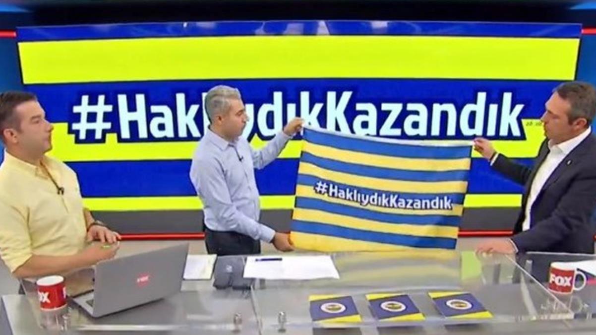 Fenerbahçe Başkanı Ali Koç: TFF'ye karşı dava açacağız