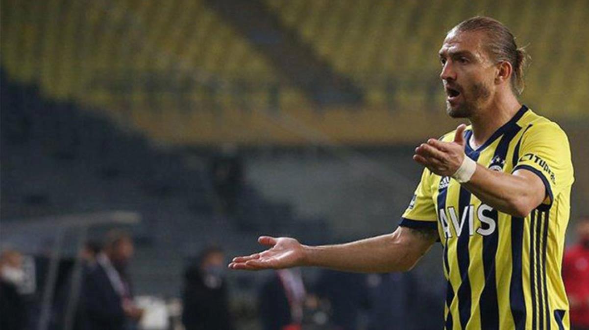 Fenerbahçe'de kadro dışı kalan Caner Erkin'e İrfan Can'dan destek geldi