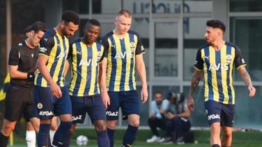 Fenerbahçe'nin hazırlık maçı yapacağı 4 takım belli oldu