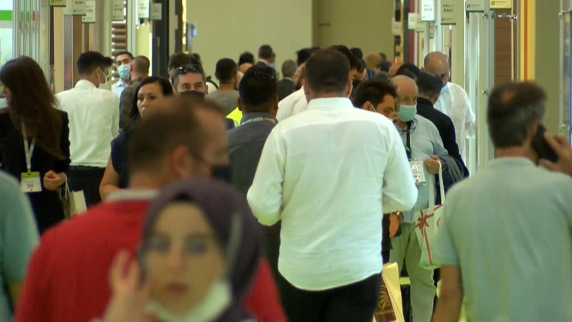 Fuara alım heyetleri damga vurdu; Türk ürünleri için İstanbul'dalar