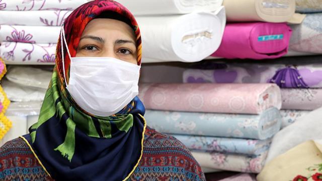 Girişimci kadın, üç bin lirayla başladığı işte sermayesini 300 bin liraya çıkardı