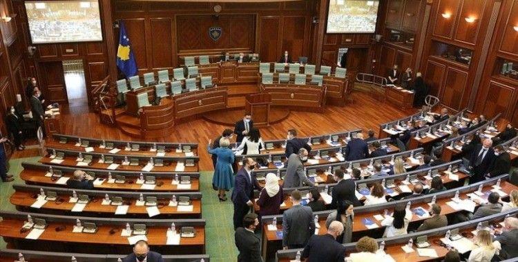 Kosova'nın yeni Meclis Başkanı Glauk Konjufca oldu