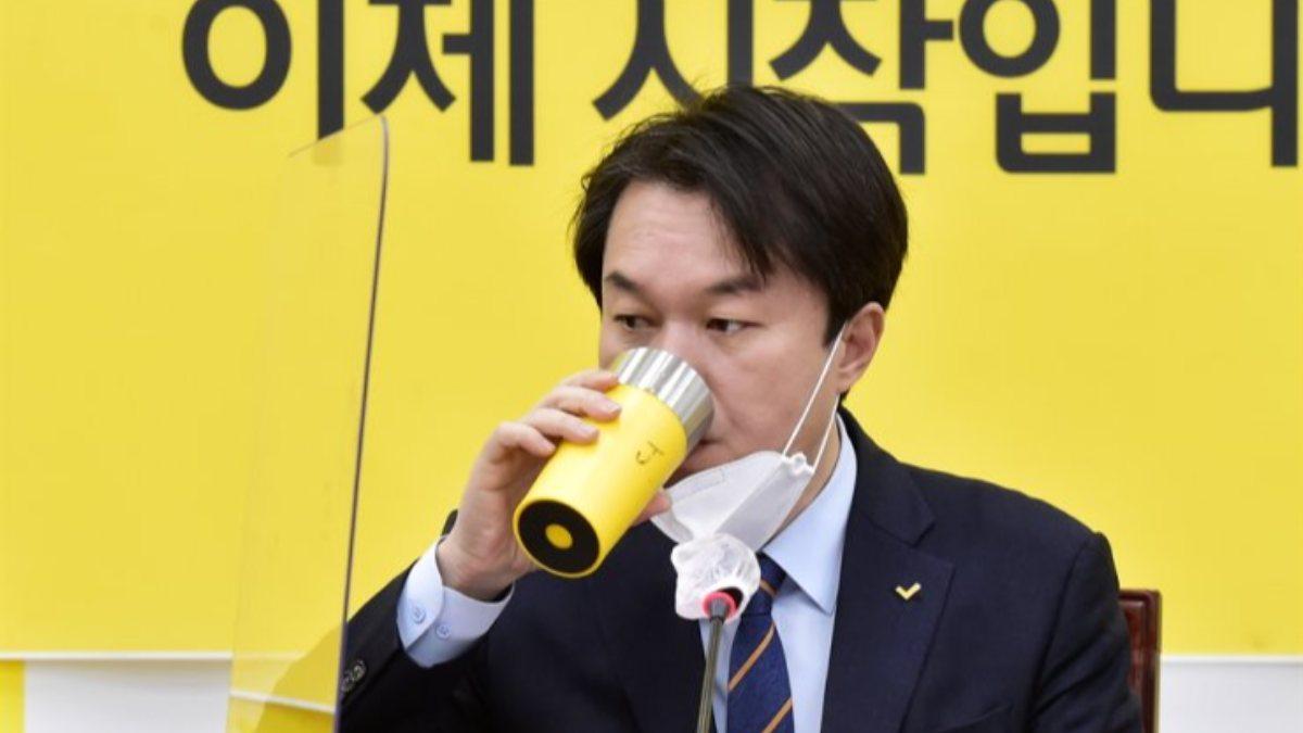 Güney Kore'de tacizci parti lideri görevden alındı
