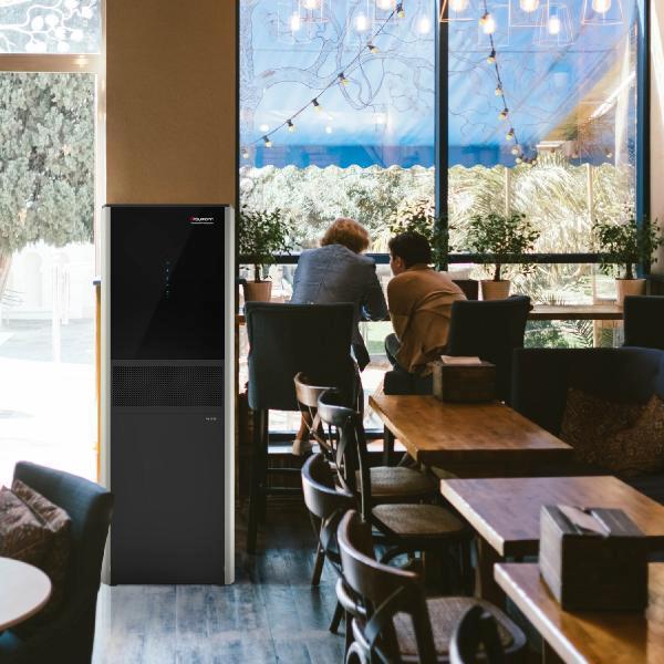 """""""Güvenli nefes alanı, restoran ve kafelerde bulaş riskini azaltıyor"""""""