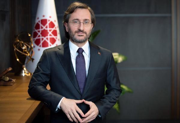İletişim Başkanı Altun: FETÖ, Orta Asya'daki soydaşlarımız için de çok büyük tehdit