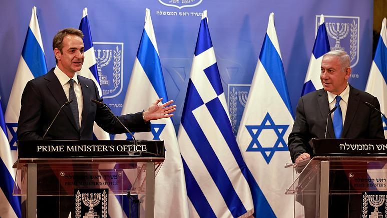 İsrail ile Yunanistan Kovid-19 Antlaşması İmzaladı!