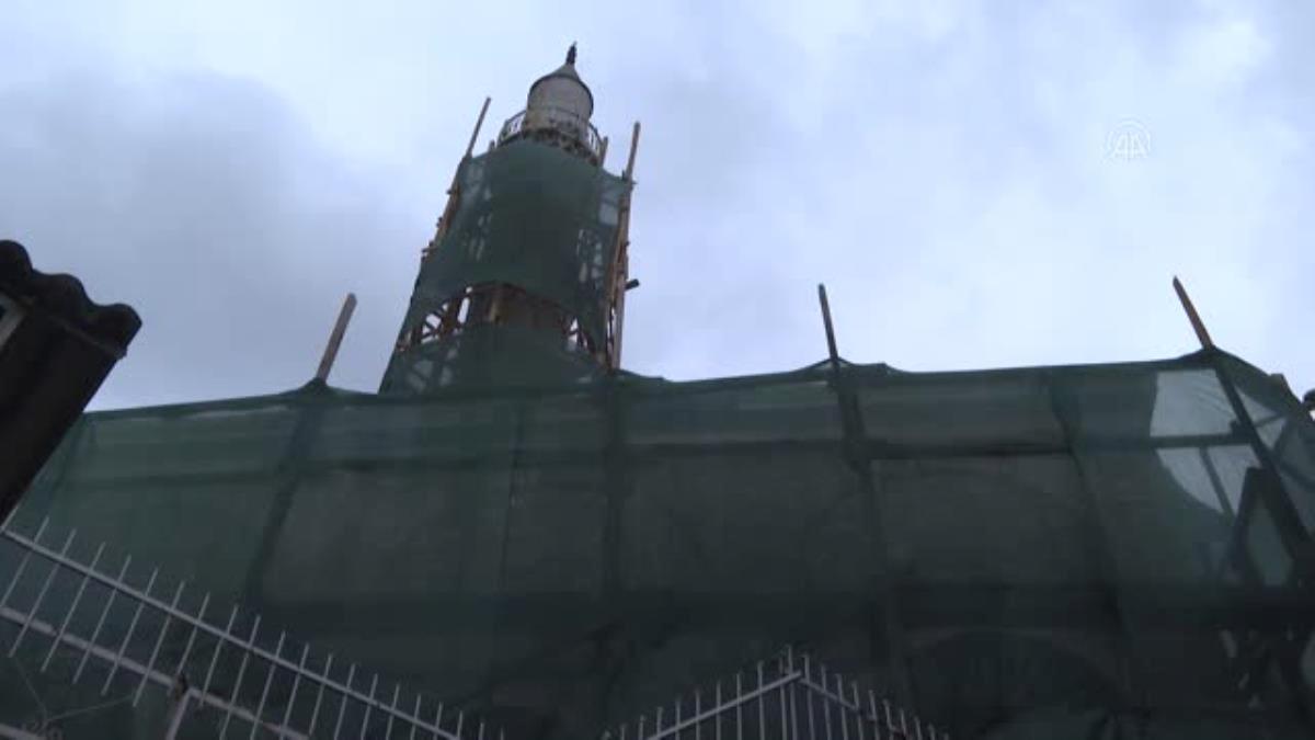 """""""İzmir'in kalbi""""ndeki 400 yıllık Hatuniye Camisi restore ediliyor"""