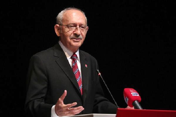 Kılıçdaroğlu, proje uzmanlığı eğitimi sertifika törenine katıldı