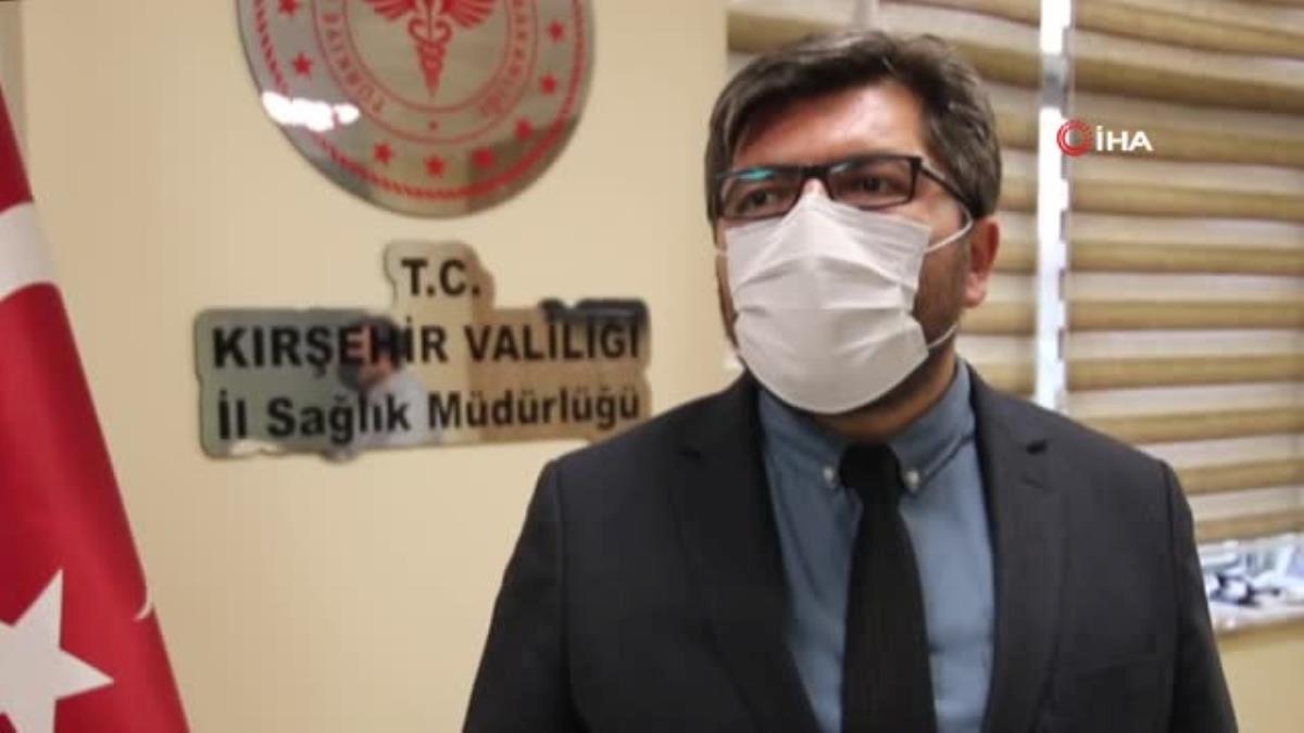 Kırşehir'de toplamda 380 bin doz aşı yapıldı
