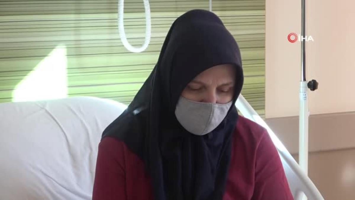 Korona virüs hastasının 'aşı' pişmanlığı