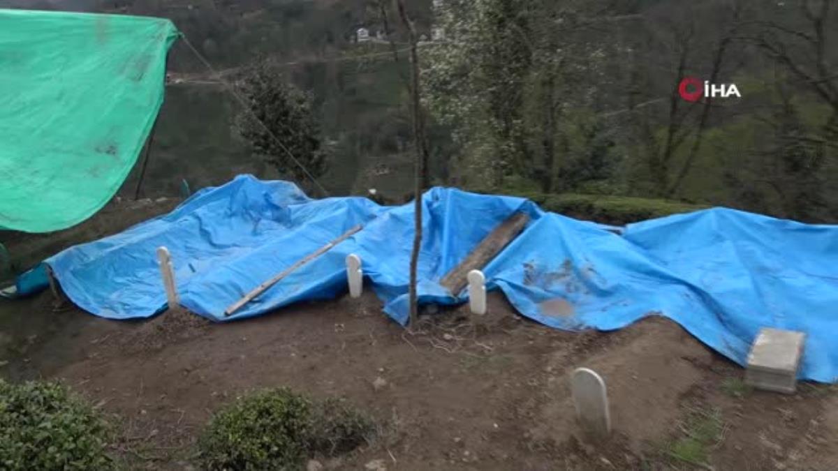 """Korona virüsten 8 yakınını kaybeden Rizeli Genç'ten yetkililere """"Bizi araştırın, aşı için öncelik verin"""" çağrısı"""