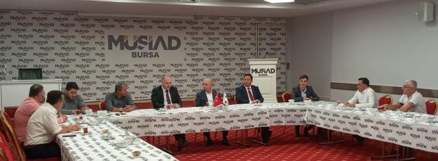 Kosova Bölgesel Kalkınma Bakanı Fikrim Damka, Türk iş insanlarına yatırım çağrısı yaptı: