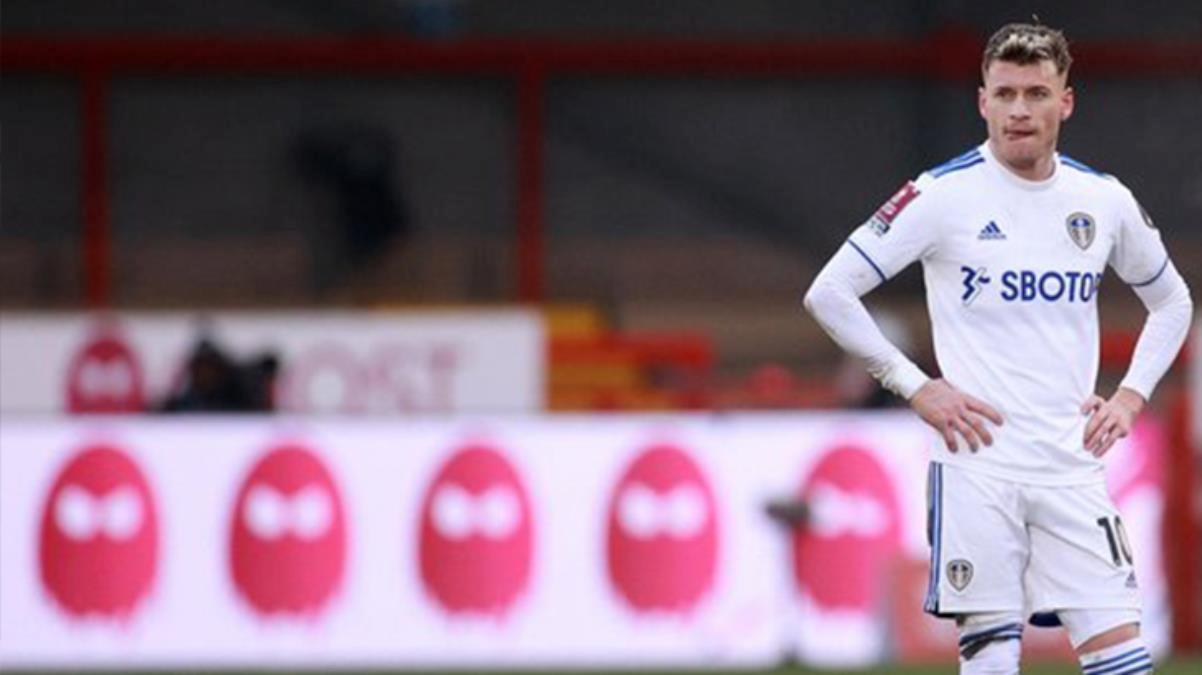 Leeds United'da Ezgjan Alioski'nin Galatasaray'a transfer olacağı iddiaları taraftarları çılgına çevirdi