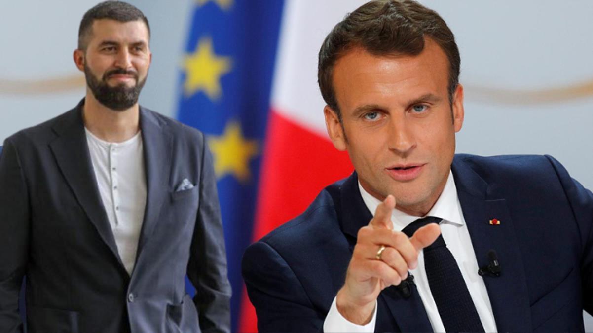 Macron yönetimini çıldırtan Türk! Dışişleri'nin Biden'a tepki açıklamasını paylaşınca görevden uzaklaştırıldı
