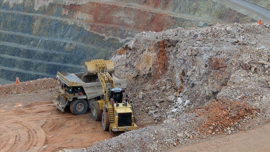 Madencilik sektörü nisanda ihracatını artırdı