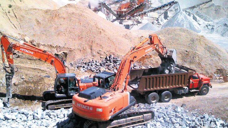 Madenden devlete 1.2 milyar lira