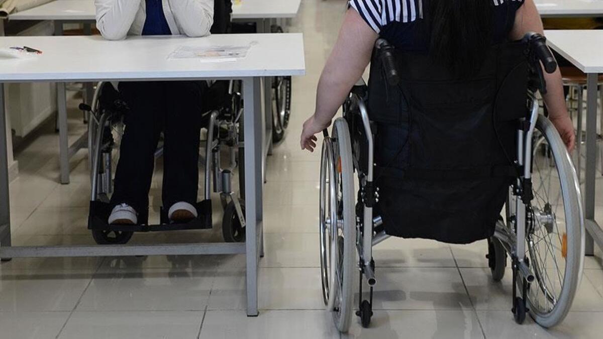 MEB'den engelli öğretmen ataması